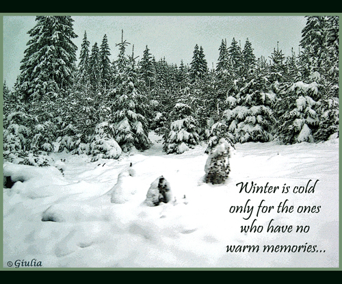 About Winter