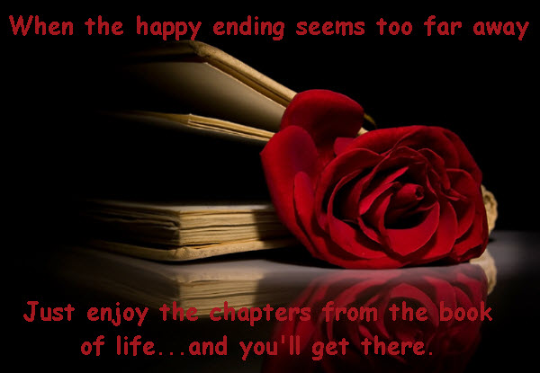 The Book of Life photo and wise words