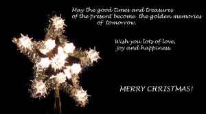 Warm Christmas Wishes for You