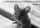 Why Are People Afraid of Mice? [see
