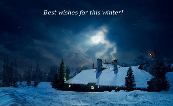 Winter Wishes [calm photo]