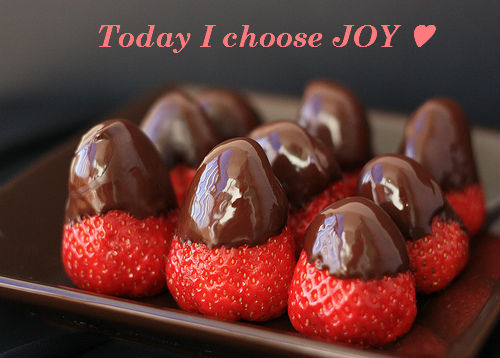 Today is Perfect! [yummy strawberries]