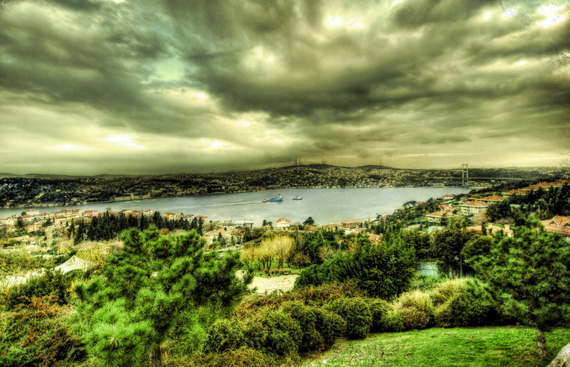 Land of Dreams HDR