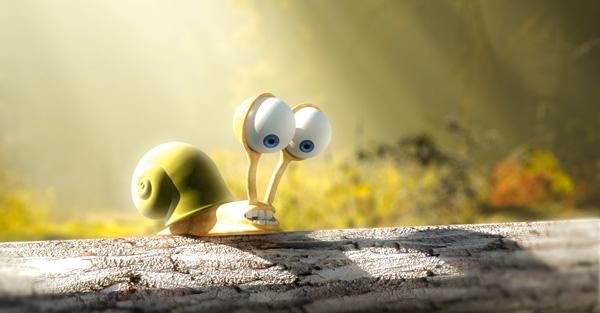 Roy - The Snail