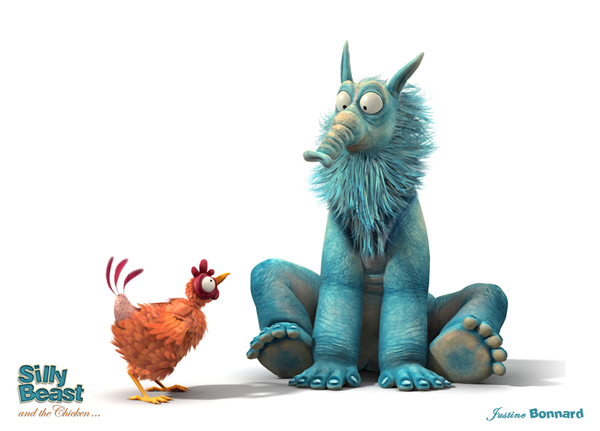 Beast and Chicken